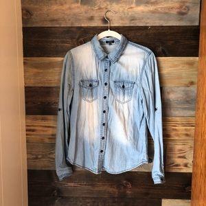 🌻3/20$ Button Up Top Size: Medium